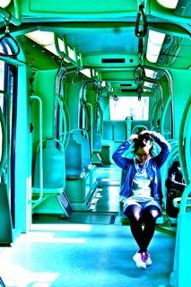 milano metro   (zoals je 'm dus nooit ziet =)