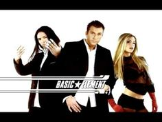 Basic Element - Touch You Right Now. Electro. A guilty pleasure.