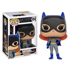 Batman: The Animated Series Batgirl Pop! Vinyl Figure - Funko - Batman - Pop! Vinyl Figures at Entertainment Earth