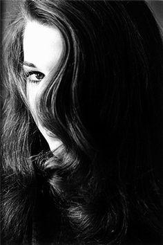 Jane Fonda, New York, 1962. Photo by Jeanloup Sief