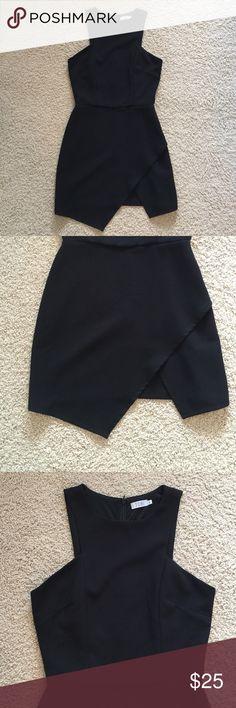 Tobi Black Mini Dress NWOT Dresses Mini
