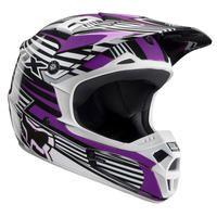 FOX V1 Girls Race Purple - FC-Moto Shop