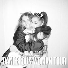 Cutie ❤ Ariana Grande, Dangerous Woman Meet & Greet - Follow me for more.