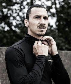 Zlatan Ibrahimović : A-Z advertisement shot.