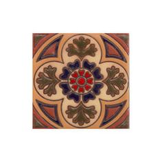 Handpainted Ceramic Old California Mission Tile Collection. Mediterranean style. Bathroom tile. San Diego. Contact us at mexicanarttile.com   or (877) 817 8851