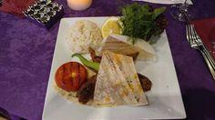 Adana kebab...tasty..