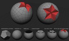 FAQ: How u model dem shapes? Subd mini-tuts AKA USE THE RIGHT AMOUNT OF GEO - Page 230 - Polycount Forum