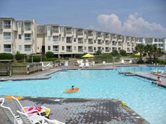 A Place At The Beach III Outdoor Pool