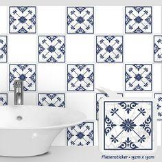 Wollen Sie Ihre Badezimmer Fliesen überkleben? Zuerst lassen Sie sich gut darüber informieren und machen Sie sich auf die Suche nach passenden Aufklebern...