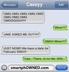 valentine text jokes