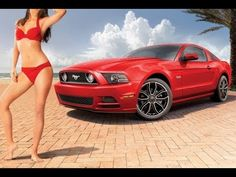 2013 Ford Mustang GT 5.0 Drive & Review