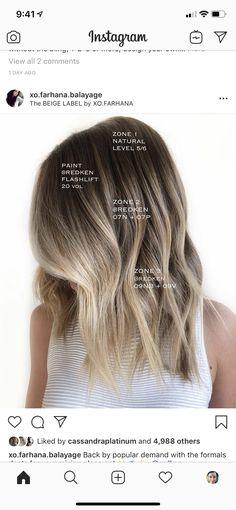Redken Hair Color, Hair Extensions Tutorial, Redken Hair Products, Hair Color Formulas, Teased Hair, Hair Toner, Hair Color Techniques, Business Hairstyles, Hair Shades