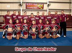 Grupo de Cheerleader