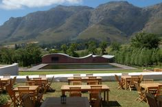 Donier Wine Estate, Stellenbosch, South Africa