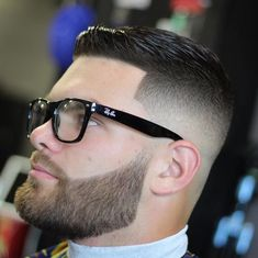 15 Best Comb-Over Haircuts for Mens 2019 !