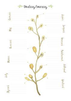 Printable Birthday Bullet Journal Page