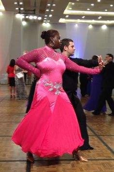 Everything you want to know about ballroom dance.  Look for the ballroomdancediva channel on Youtube. http://youtu.be/1jSO4TTuxVU