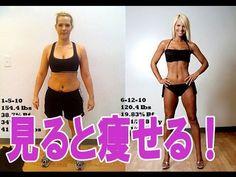 [藤子の実験室1] 53kg→4◯? ダイエット法と腹筋の割り方 - YouTube