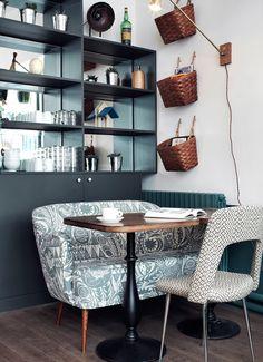 Café Pinson — Paris  http://www.weheart.co.uk/2014/03/17/cafe-pinson-paris/