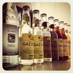 Lurisia vintage drinks