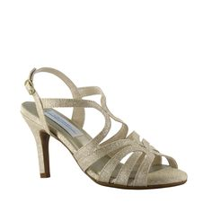 Paisley shoe in Gold Sparkle #WeddingShoeInspirations