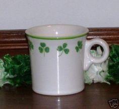 Fiesta Lucky Clover Mug