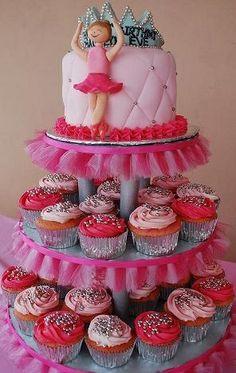 queque y cupcakes!