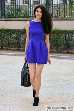 model in Paris