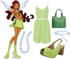 Layla by catloverd featuring structured handbags Glamorous dress, $16 / Miz Mooz platform shoes / SELINA structured handbag / FLORIAN beaded jewelry / Cruciani clover leaf jewelry, $16