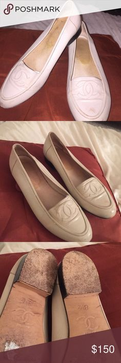 Chanel flats Vintage and gorgeous CHANEL Shoes Flats & Loafers