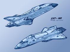 SXT-162 by TheXHS.deviantart.com on @deviantART