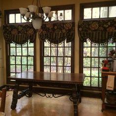 Client Spotlight: Vintage Renaissance Dining Table - Letters from EuroLux Antique Dining Tables, Dining Chairs, Antique Furniture, Furniture Decor, Traditional Dining Room Furniture, Vintage Lighting, French Vintage, Spotlight, Renaissance