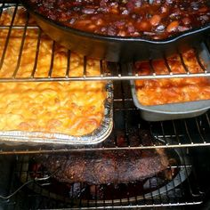 Dee's Smoked Mac N Cheese Recipe | Just A Pinch Recipes