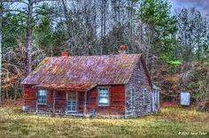 Old house in Amelia County, VA.