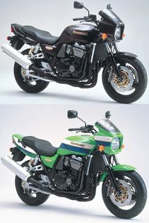 Maybe other retro-look bikes handled better, or went faster, or were more 'true' to the originals, but nothing looked as good as the Kawasaki ZRX1100.