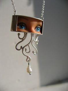 Barbie! -its creepy in a fun way