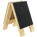 Mini Chalk & Dry Erase Board Easel