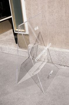 Like the perspex stand for changing signage & weather proof Wayfinding Signage, Signage Design, Cafe Design, Store Design, Branding Design, Design Art, Identity Branding, Visual Identity, Corporate Design