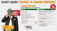 klarmobil: Allnet-Spar-Flat mit doppelter Surfflat | PrepaidRadar