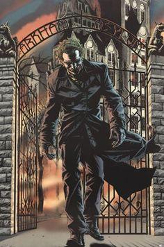Joker - Arkham Asylum