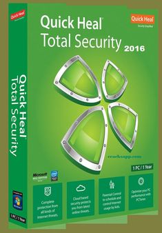 Quick Heal Total Security 2016 Product Key Crack (32 & 64 bit) Free.Quick…