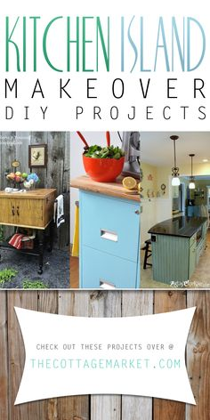 Kitchen island DIY m