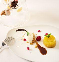 Hotel #Restaurant #SaPunta #Pals #CostaBrava #Gastronomia Panna Cotta, Ethnic Recipes, Food, Gastronomia, Restaurants, Dulce De Leche, Essen, Meals, Yemek