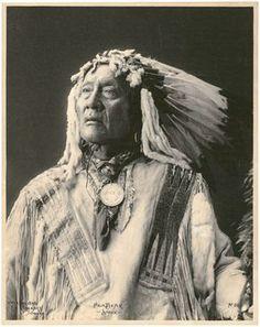 High Bear, Hunkpapa Lakota (Sioux), 1898