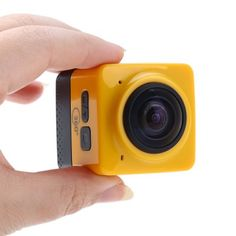 Cube 360 WiFi 360 Degree Wide Angle Action Camera-61.67 and Free Shipping| GearBest.com