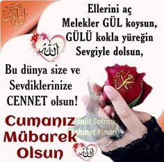 Resimli cuma mesajları4 Allah, Diy And Crafts, Messages, Rage, Text Posts, Text Conversations