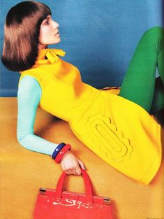 60's by @Sebastian Kim for Vogue Germany