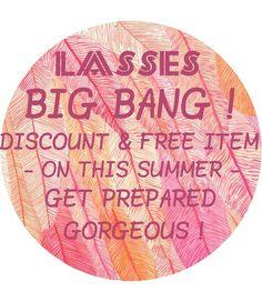 Lasses Trademark BIG BANG !