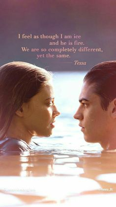 Wallpaper after passion tessa and hardin josephine langford and hero fiennes tif. - Wallpaper after passion tessa and hardin josephine langford and hero fiennes tiffin - Movie Couples, Cute Couples, After Buch, I Phone 7 Wallpaper, Wallpaper Quotes, Crush Movie, Romantic Movie Quotes, Hardin Scott, After Movie