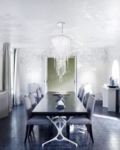 Swarovski Lighting, Ltd. includes two distinct premium consumer lighting brands; Swarovski, with its contemporary aesthetic, and Schonbek, with its classic designs. Custom Lighting, Lighting Store, Chandelier Lighting, Modern Lighting, Lighting Design, Crystal Chandeliers, Schonbek Chandelier, Modern Pendant Light, Dining Table